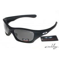 cheap gascan oakley sunglasses 6jsk  Cheap Online Sale Oakley Fives Squared Rectangular Black Sunglasses